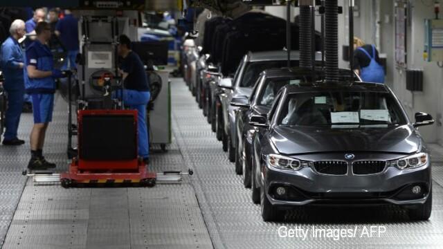 Paguba de 1 milion de euro provocata BMW de doi angajati care au venit bauti si drogati. Productia a fost oprita o ora