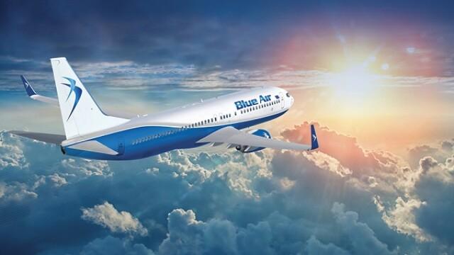 Blue Air lanseaza sase rute noi, in aceasta vara. Care sunt destinatiile si ce preturi au biletele