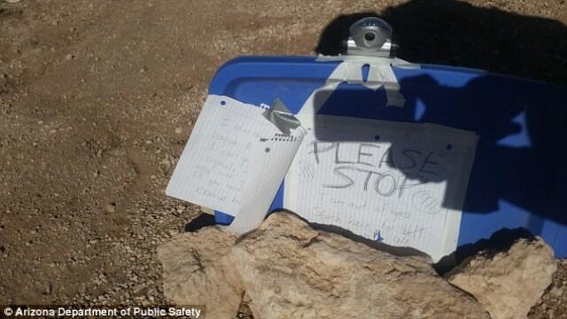 Incredibila aventura a unei studente care a supravietuit 5 zile in mijlocul desertului. Cum a fost gasita - Imaginea 2