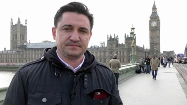 George Buhnici la Londra