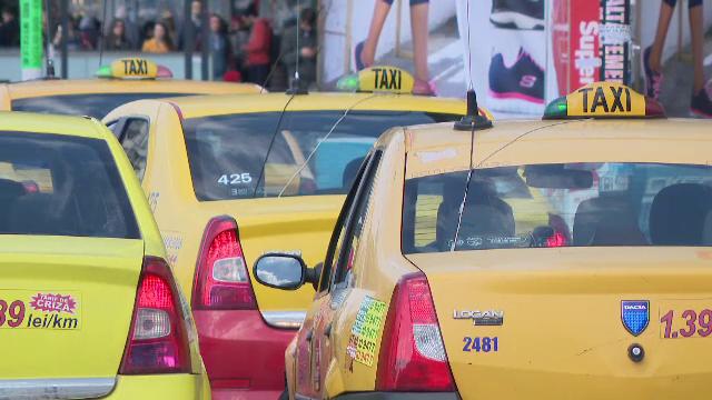 Taximetrist retinut dupa ce ar fi furat telefonul unui adolescent de 17 ani si l-ar fi tarat 100 de metri cu masina