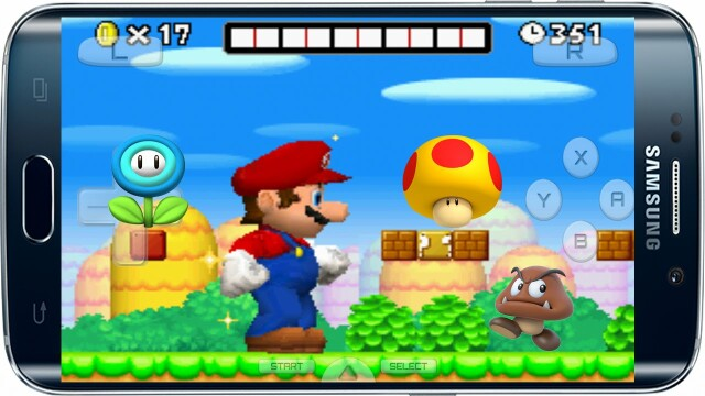 Mario pe Android