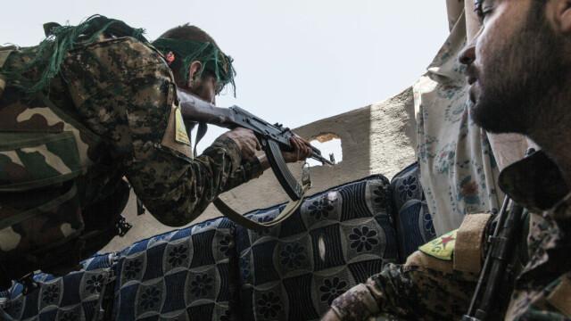 Rusia îi acuză pe americani că susţin kurzii împotriva Turciei. Reacţia SUA