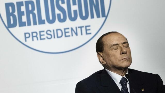Surpriză în Italia. Berlusconi și-a anunțat revenirea pe scena politică