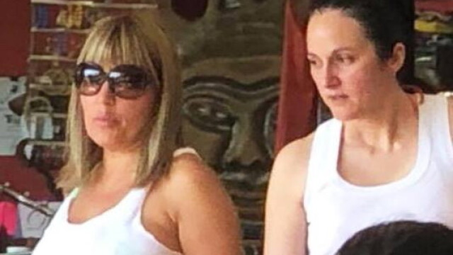Alina Bica, condamnată definitiv la 4 ani de închisoare cu executare, a fost prinsă de poliţişti în Italia - Imaginea 6