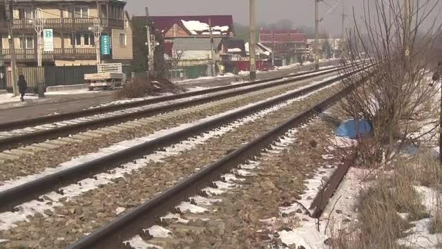 calcat de tren