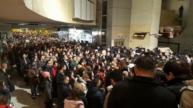 aglomeratie metro