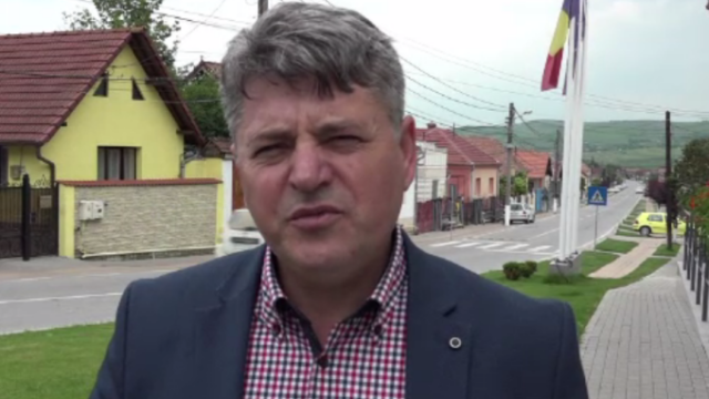 Gheorghe Damian, primarul comunei Ciugud