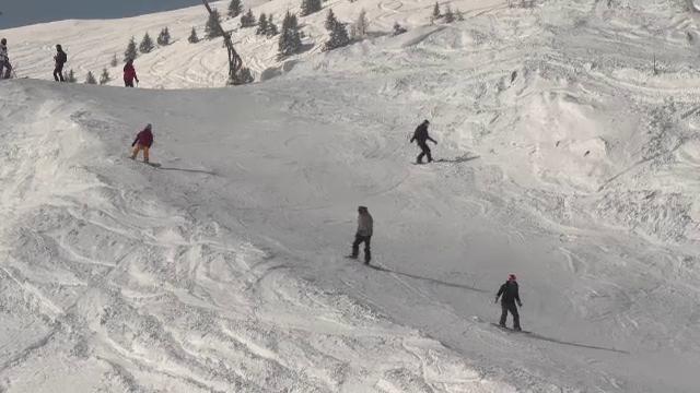 statiune munte