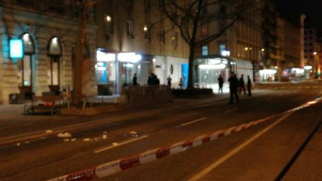 Patru persoane grav rănite în două atacuri cu cuţitul, la Viena. Un afgan a fost reţinut