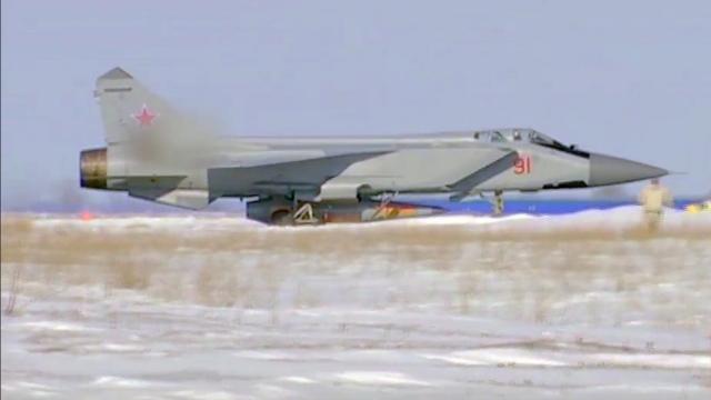 """Rusia a testat cu succes o rachetă hipersonică: """"N-are egal"""""""