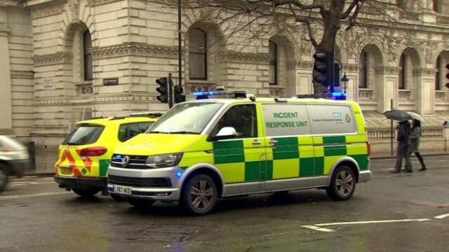 Colet suspect descoperit în parlamentul britanic; două persoane, spitalizate \