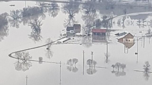 Inundatii Romania