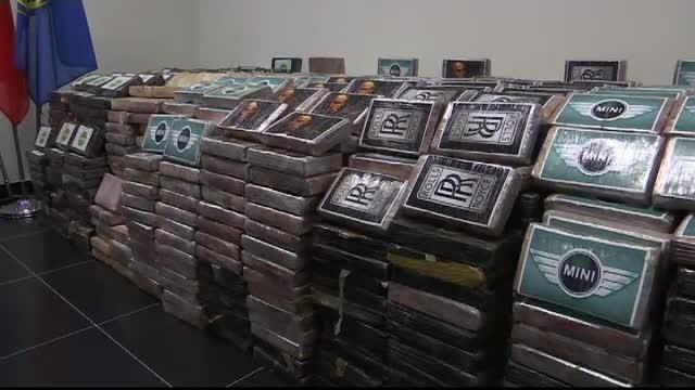 Reţea de traficanţi de cocaină sud-americani, descoperită în Spania şi Portugalia
