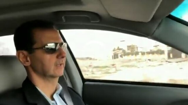 bashar al-assad, siria, ghouta de est