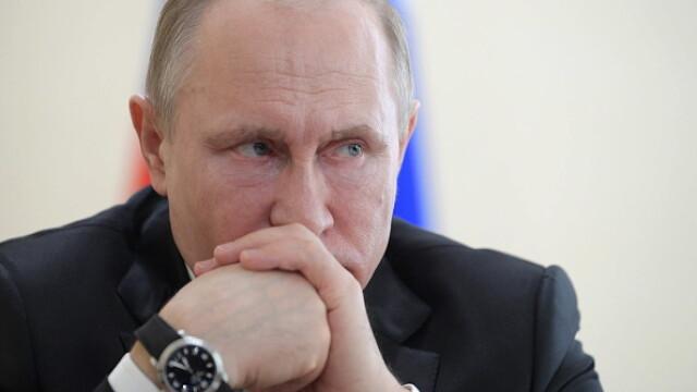 Coloșii Rusiei încep să cadă. Decizia lui Putin, după sancțiunile americane fără precedent