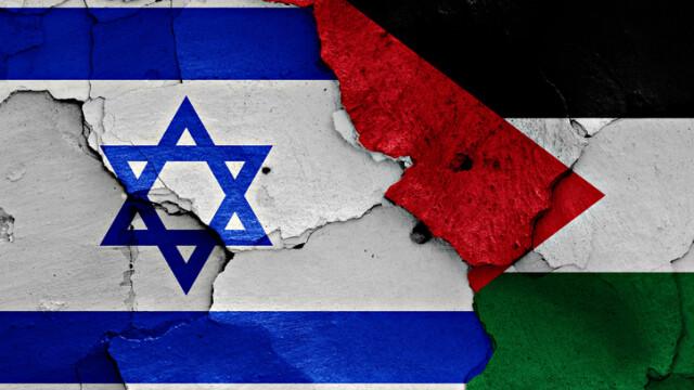 Palestinian ucis de un obuz israelian cu câteva ore înaintea unui protest în Gaza