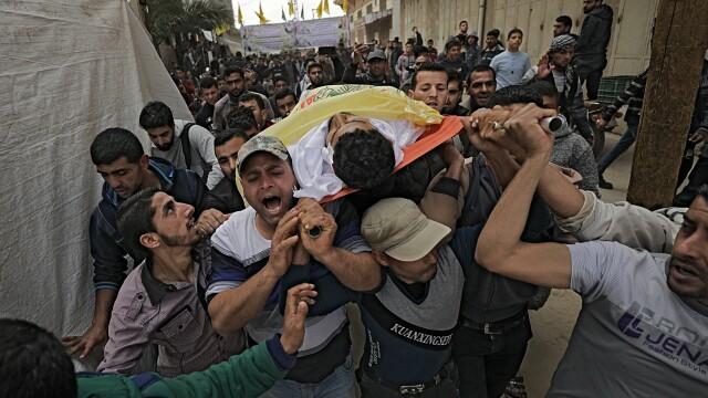 Război în Fâșia Gaza. Israelul dă vina pe Hamas: A fost un act organizat de terorism