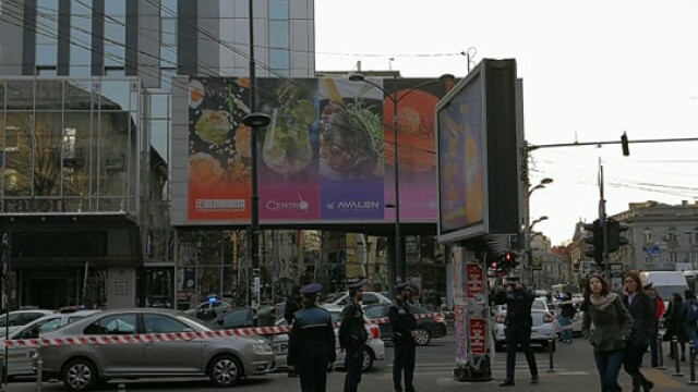 """Amenințare falsă cu un """"atac cu rachete"""" în Capitală. Autorul apelului a fost identificat"""