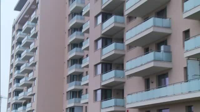 bloc, apartamente
