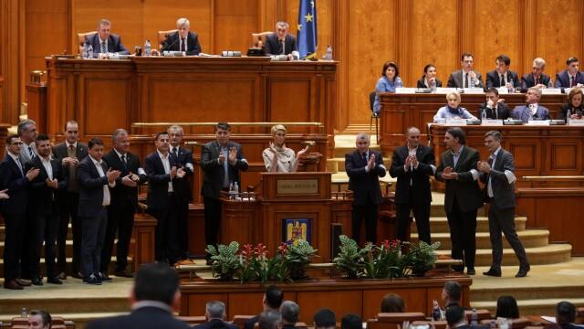 PNL, Raluca Turcan in Parlament