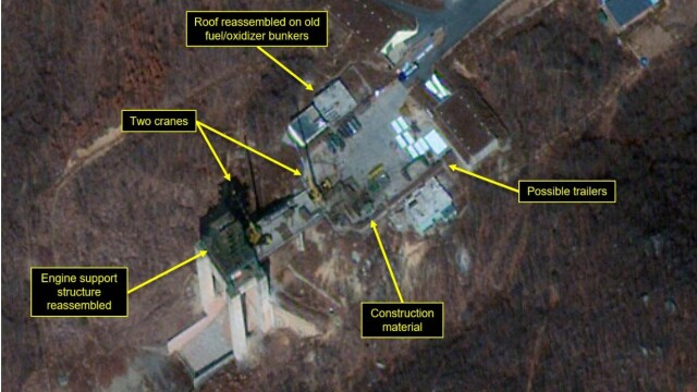 Coreea de Nord nu renunță la înarmarea nucleară. Dezvăluirile făcute de americani - Imaginea 3