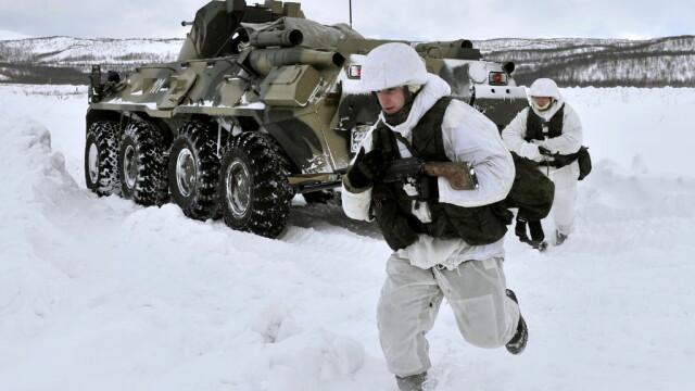 Rusia ar putea declanşa o invazie în următoarele zile. Mesajul şefului amatei ucrainene