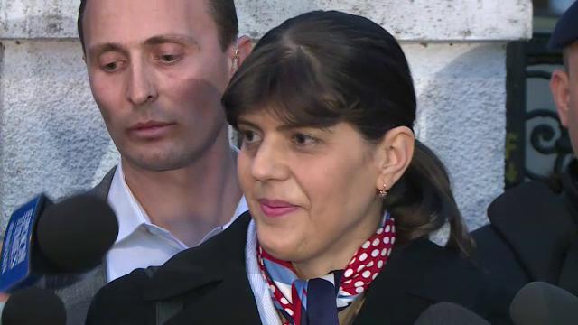 Bulgarii o susțin pe Kovesi și îi cer iertare. Mesaj emoționant pentru fosta șefă DNA