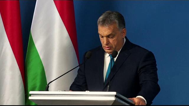 Viktor Orban a spus că vrea să scoată partidul său din PPE