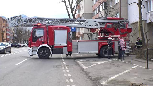 pompieri in Brasov