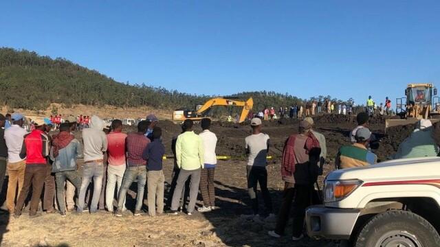 Avionul prăbușit în Etiopia: 157 de morți. Pilotul ceruse să revină pe aeroport - Imaginea 8
