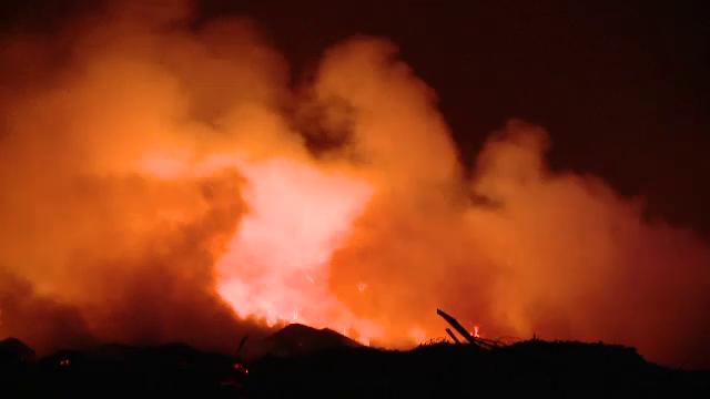 Descoperire sinistră într-o casă din Vrancea care a luat foc. Proprietarul nu știe cum a fost posibil