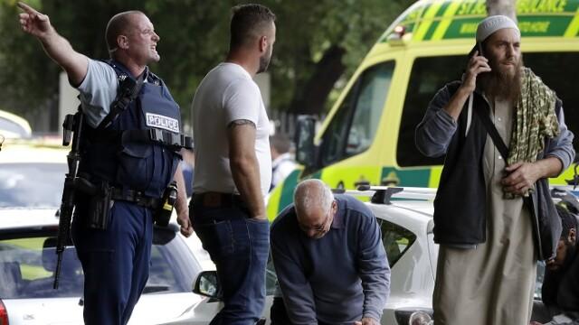 Atac armat în Noua Zeelandă, la două moschei: 49 morți. Noi operațiuni ale poliției - Imaginea 2