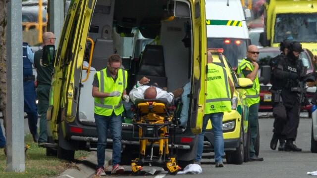 Atac armat în Noua Zeelandă, la două moschei: 49 morți. Noi operațiuni ale poliției - Imaginea 3