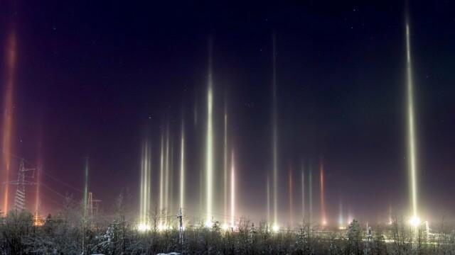 Fenomen bizar pe cer, în Rusia. Ce ar putea fi \