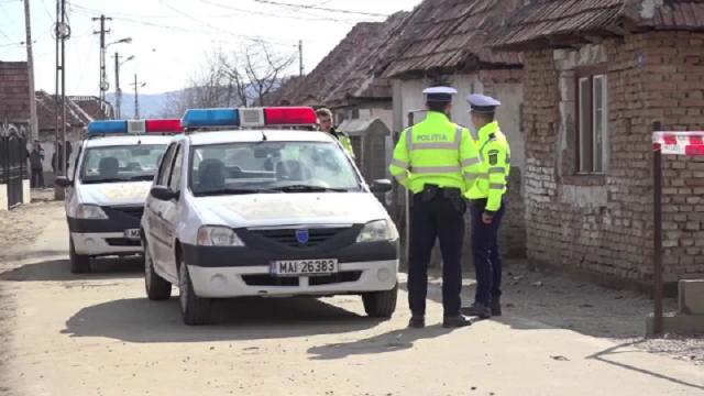 Crimă într-o familie cu şase copii din Alba