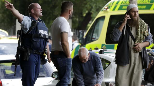 Atac armat în Noua Zeelandă, la două moschei: 49 morți. Noi operațiuni ale poliției - Imaginea 7