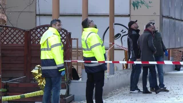 Fostul șef al DNA Timișoara, mort în fața sediului. Un avocat crede că a vrut să dea un mesaj
