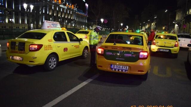 Șoferi de taxi și Uber amendați cu 45.000 lei. Reacția companiei - Imaginea 1