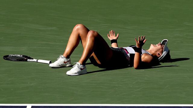 Bianca Andreescu, canadianca de origine română, a câștigat Indian Wells, la 18 ani - Imaginea 2