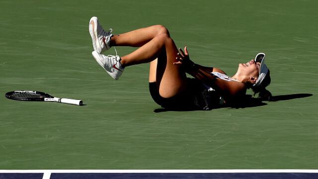 Bianca Andreescu, canadianca de origine română, a câștigat Indian Wells, la 18 ani - Imaginea 13