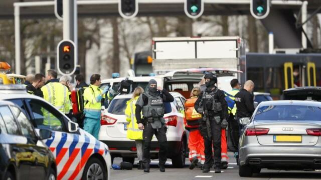 Atac armat în Olanda, cu 3 morţi şi mai mulţi răniţi. Atacatorul turc a fost prins - Imaginea 1