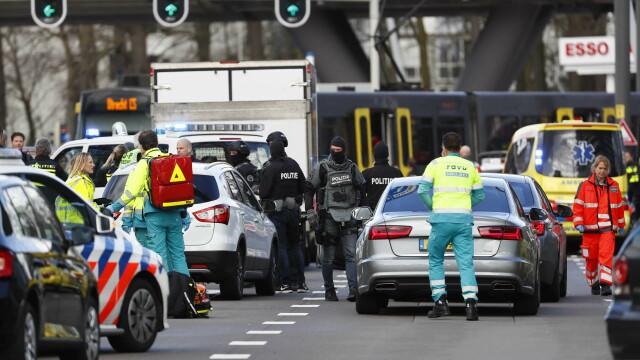 Atac armat în Olanda, cu 3 morţi şi mai mulţi răniţi. Atacatorul turc a fost prins - Imaginea 2