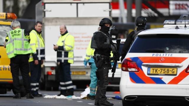 Atac armat în Olanda, cu 3 morţi şi mai mulţi răniţi. Atacatorul turc a fost prins - Imaginea 4