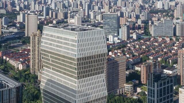Cum arată turnul din Shanghai inspirat de sculptura artistului Constantin Brâncuși - Imaginea 9