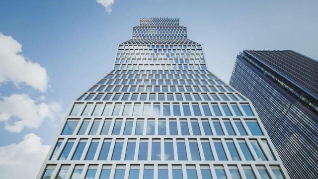 Cum arată turnul din Shanghai inspirat de sculptura artistului Constantin Brâncuși - Imaginea 10