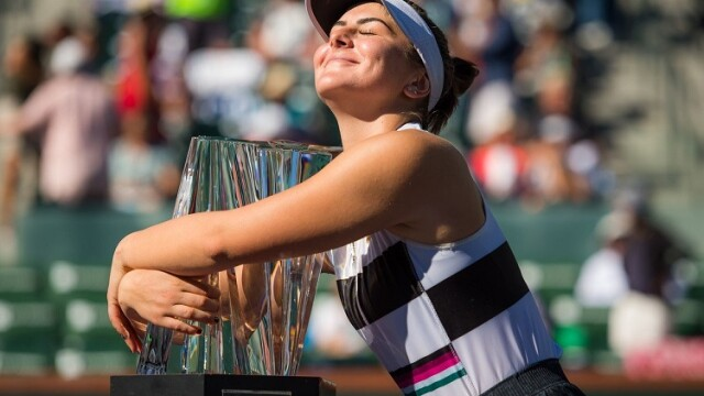 De ce şi-a cerut scuze publicului Bianca Andreescu, după ce a învins-o pe Serena - Imaginea 17