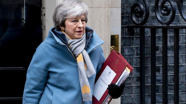 """Marea Britanie nu mai iese din UE pe 29 martie. Ar putea fi activată """"opțiunea nucleară"""" - Imaginea 2"""