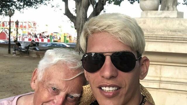 Cum arăta Florin înainte să se căsătorească cu vicarul gay cu 55 de ani mai în vârstă - Imaginea 10
