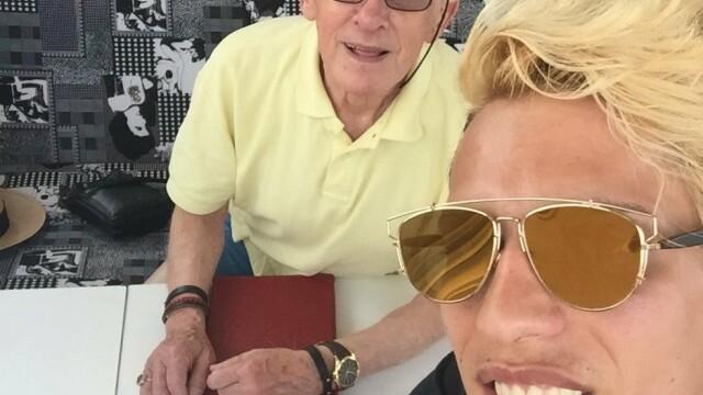 Cum arăta Florin înainte să se căsătorească cu vicarul gay cu 55 de ani mai în vârstă - Imaginea 7